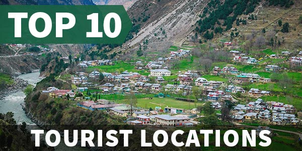 Top 10 Tourist Locations
