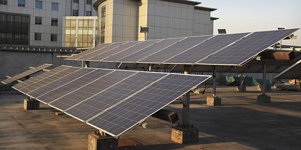 The Pakistan Parliament Becomes The World's First To Run Only On Solar Power