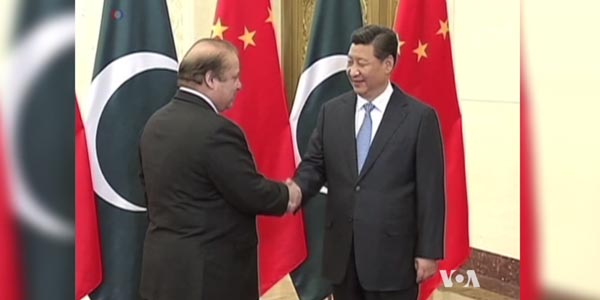 China Reaches Out To Pakistan With Massive Economic Plan