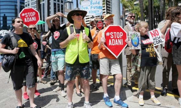Adani Deadline Delayed Until 2021 Amid Water Licence Tensions